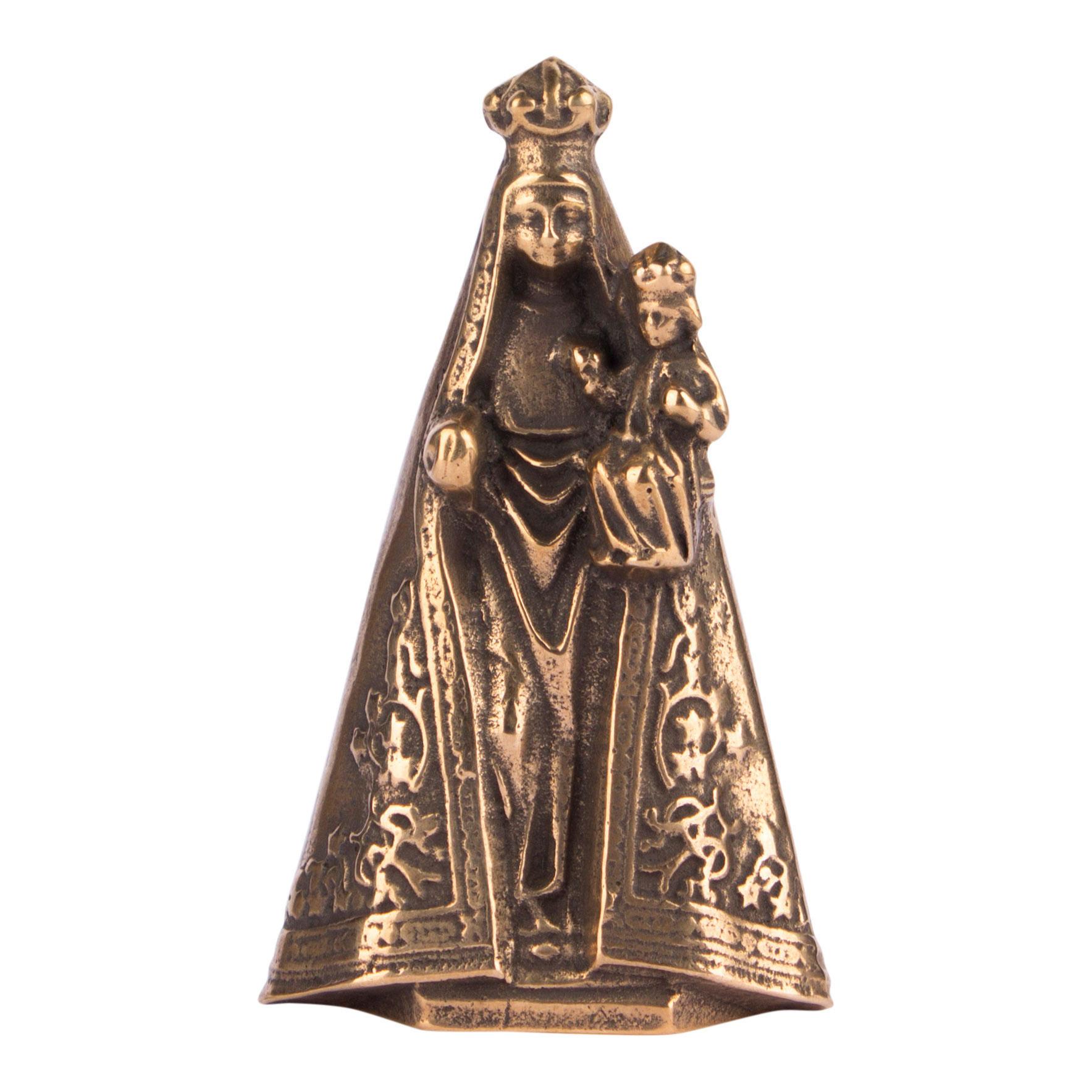 Onze Lieve Vrouw brons