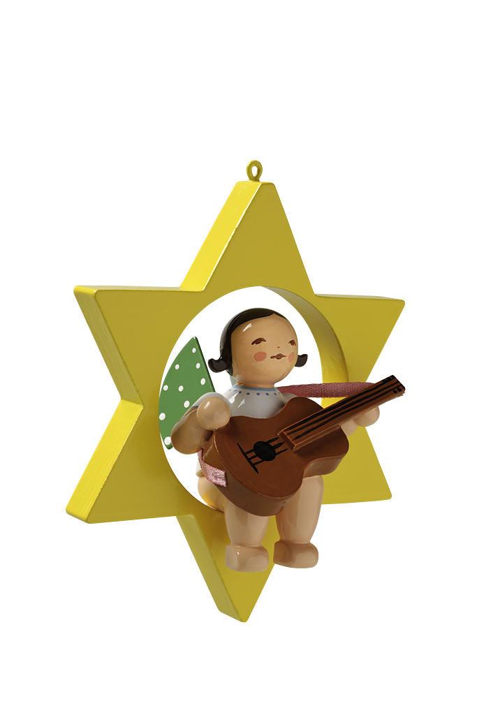 Engel in ster - gitaar