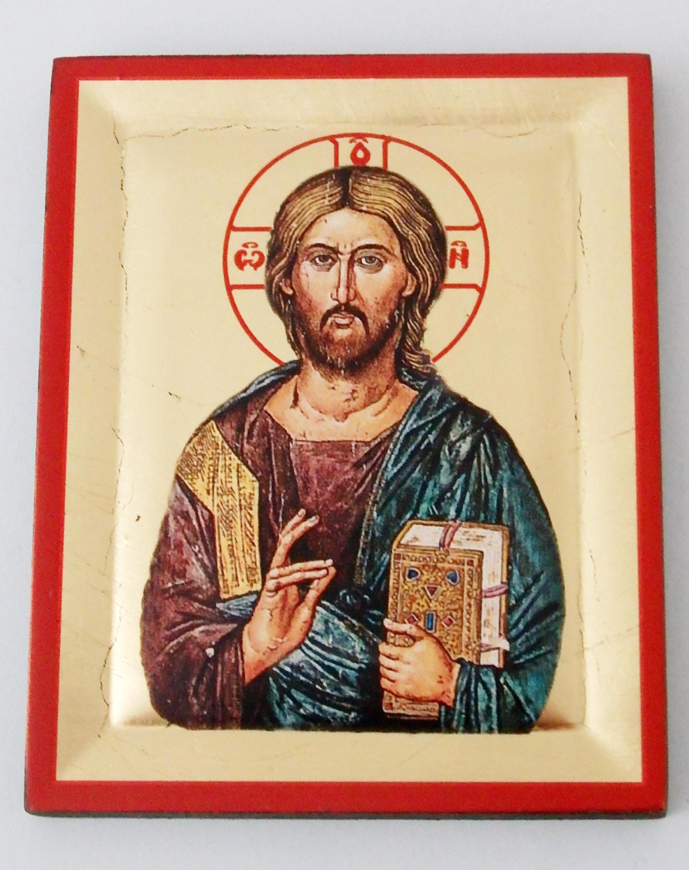 Ikoon - Christus