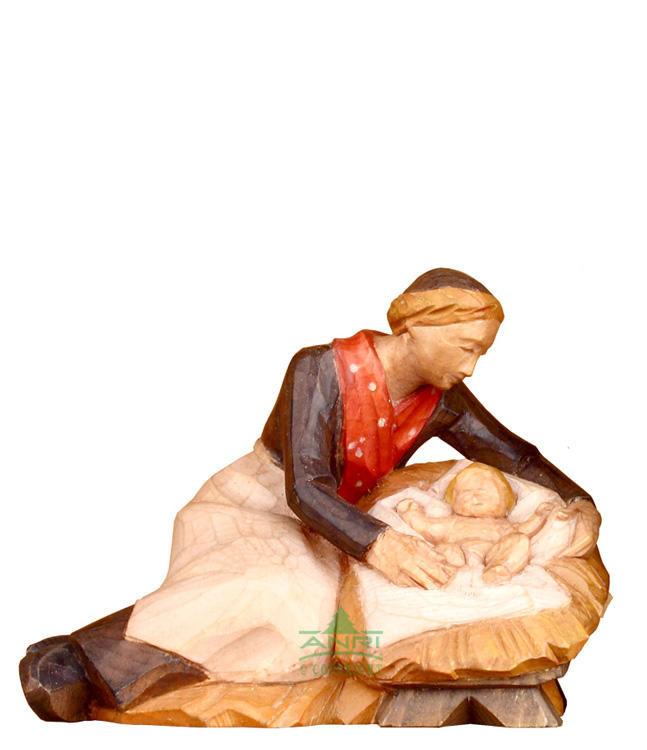 Stevia Kerstgroep - Maria met kindje Jezus