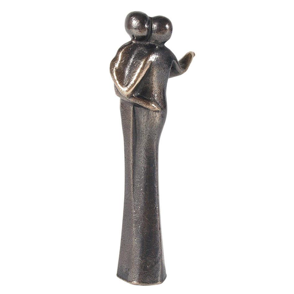 Bronzen beeld - de dans