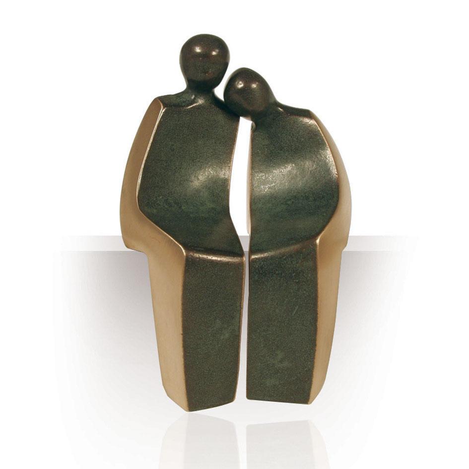 Bronzen beeld -