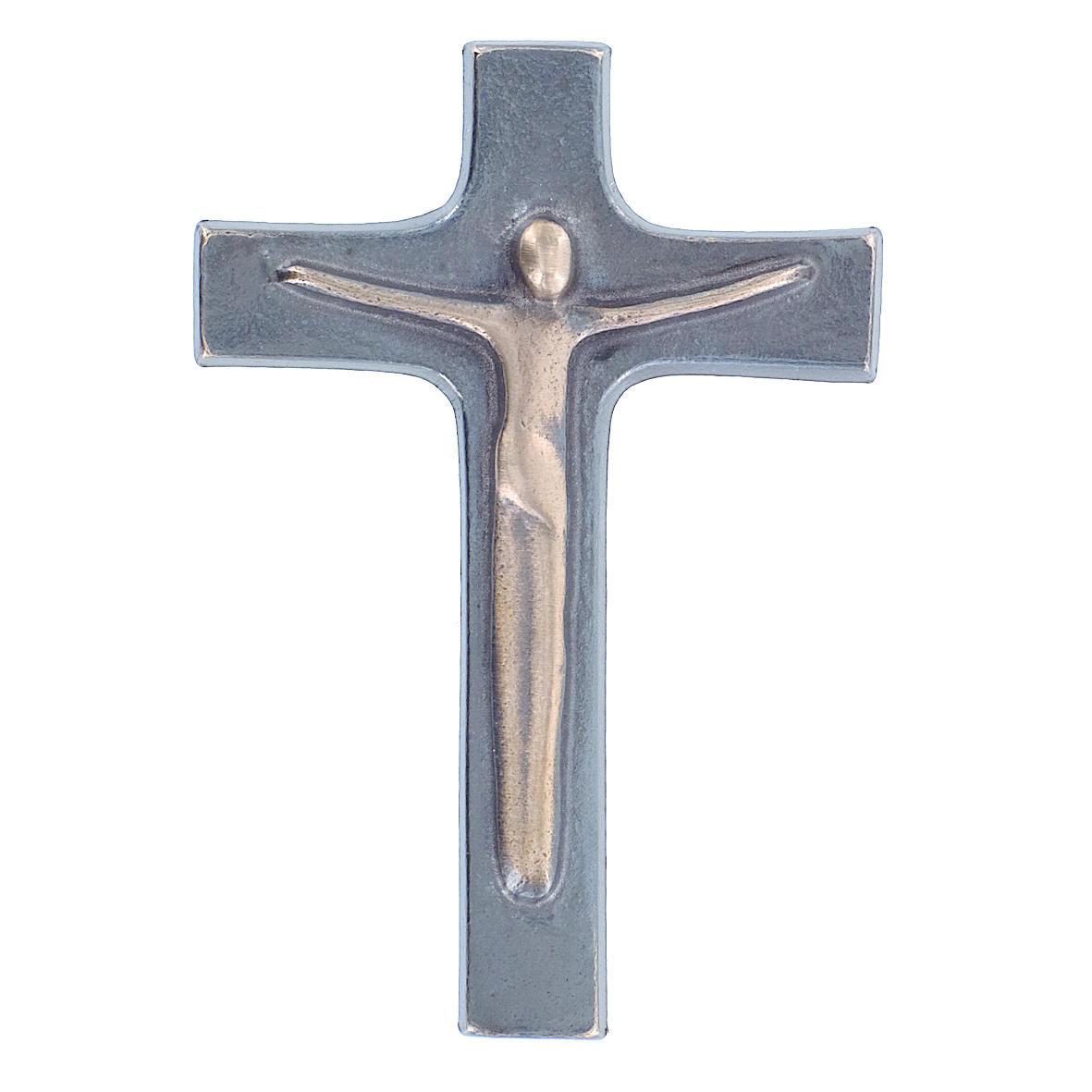 Bronzen kruis - 13
